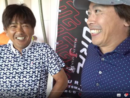 あの鹿又芳典氏も驚いた!ゴルフギアチャンネル「3up CLUB」でコアフォースが紹介されました
