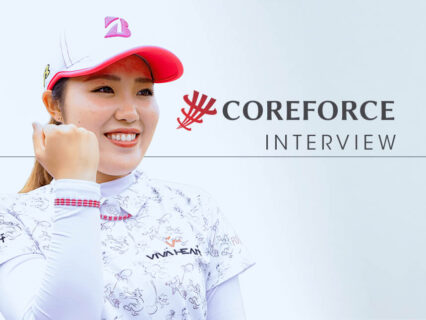 コアフォースインタビュー Vol.05 プロゴルファー 古江彩佳選手