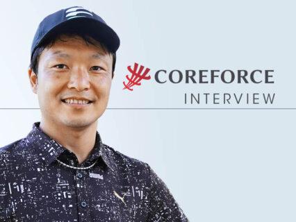 コアフォースインタビュー Vol. 08 フットゴルファー 桑田寛之選手